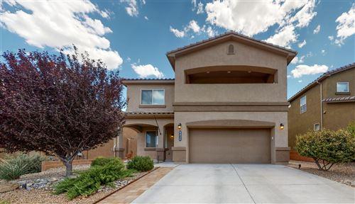 Photo of 8420 CHILTE PINE Road NW, Albuquerque, NM 87120 (MLS # 971378)
