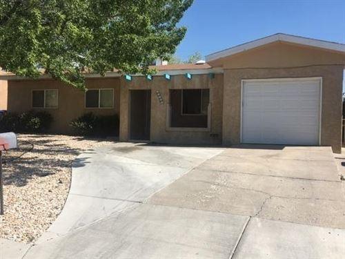 Photo of 12720 Chico Road NE, Albuquerque, NM 87123 (MLS # 978378)
