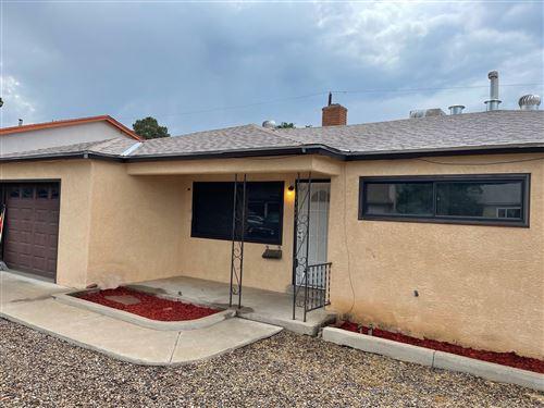 Photo of 11008 N APACHE Avenue NE, Albuquerque, NM 87112 (MLS # 997378)