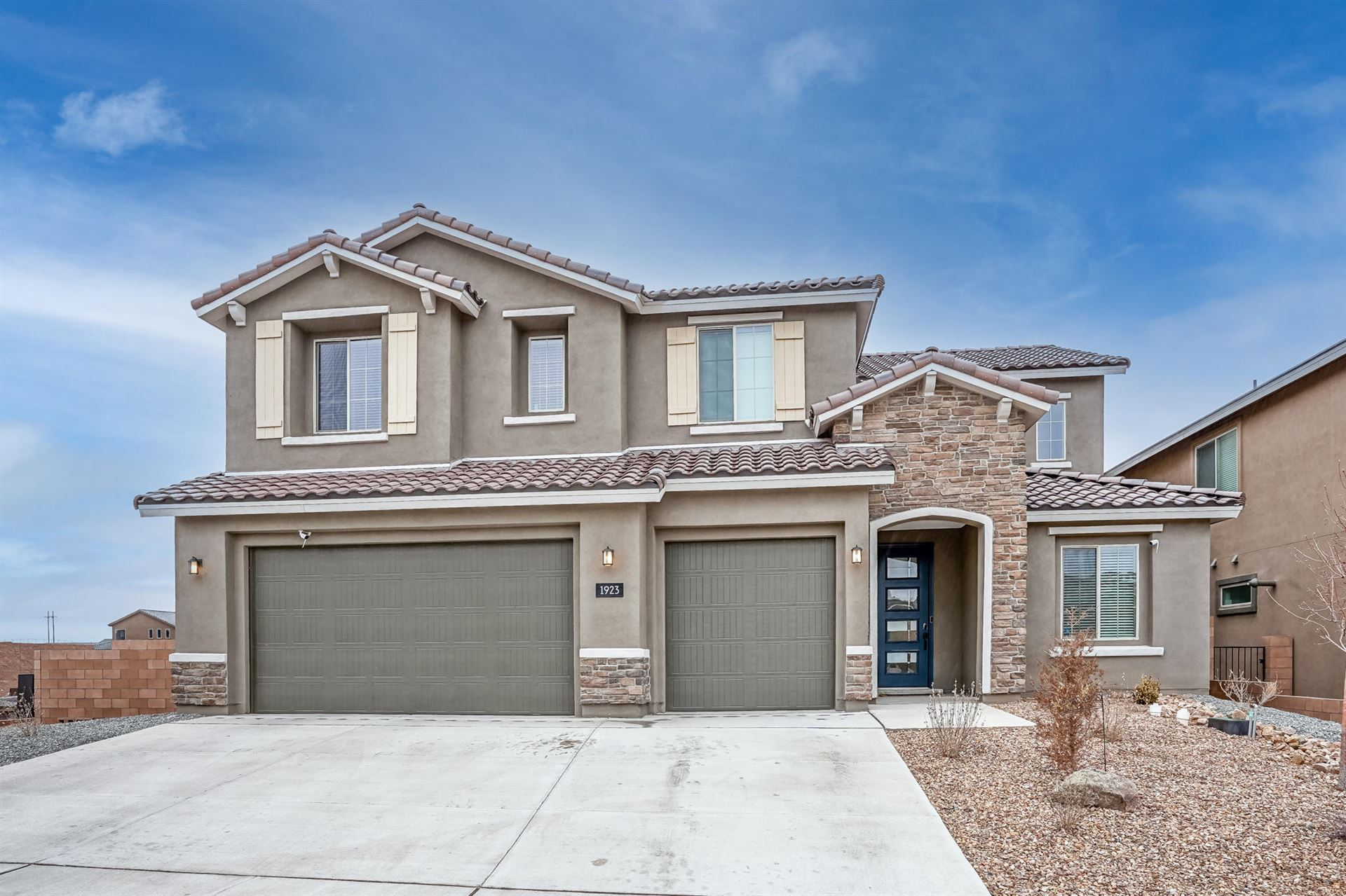 1923 DUKE CITY Street SE, Albuquerque, NM 87123 - MLS#: 984379