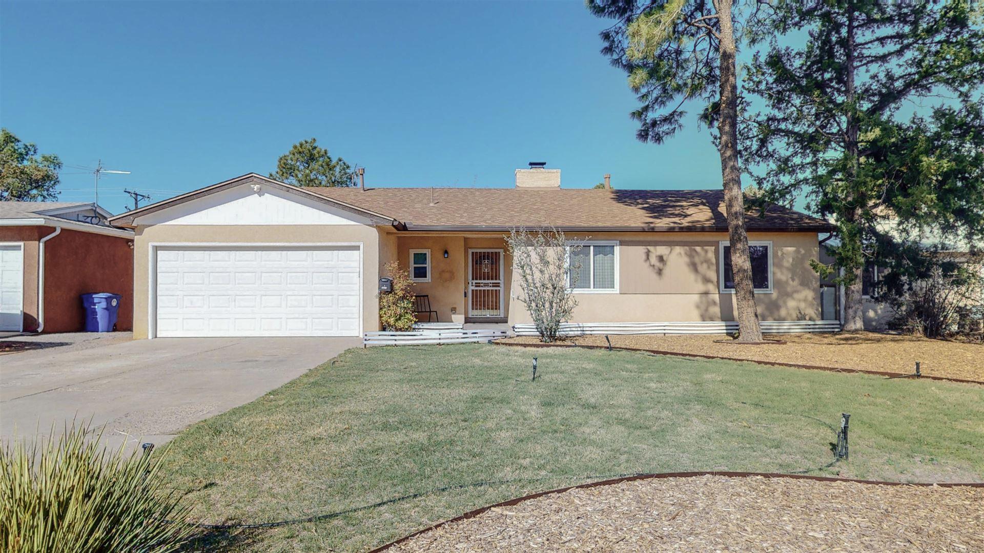 1417 Dartmouth Drive NE, Albuquerque, NM 87106 - MLS#: 989379