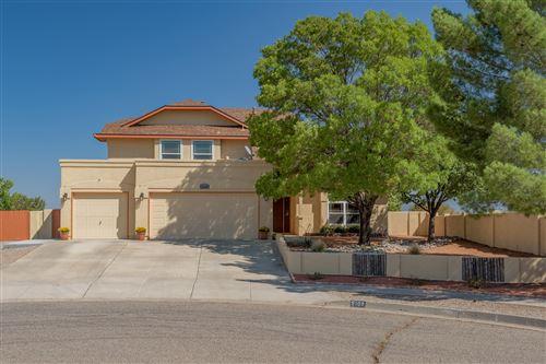 Photo of 5109 Rae Court NE, Rio Rancho, NM 87144 (MLS # 1001381)