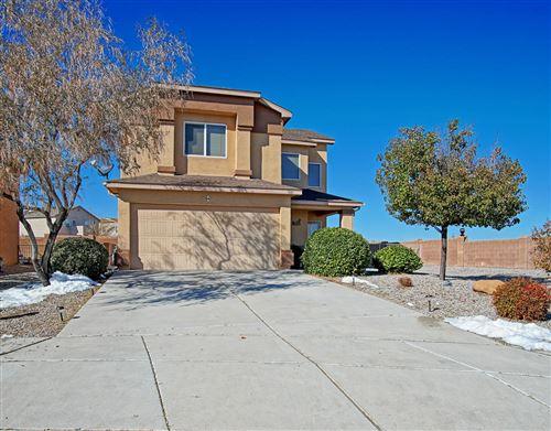 Photo of 3841 LONESOME RIDGE Court NE, Rio Rancho, NM 87144 (MLS # 979381)