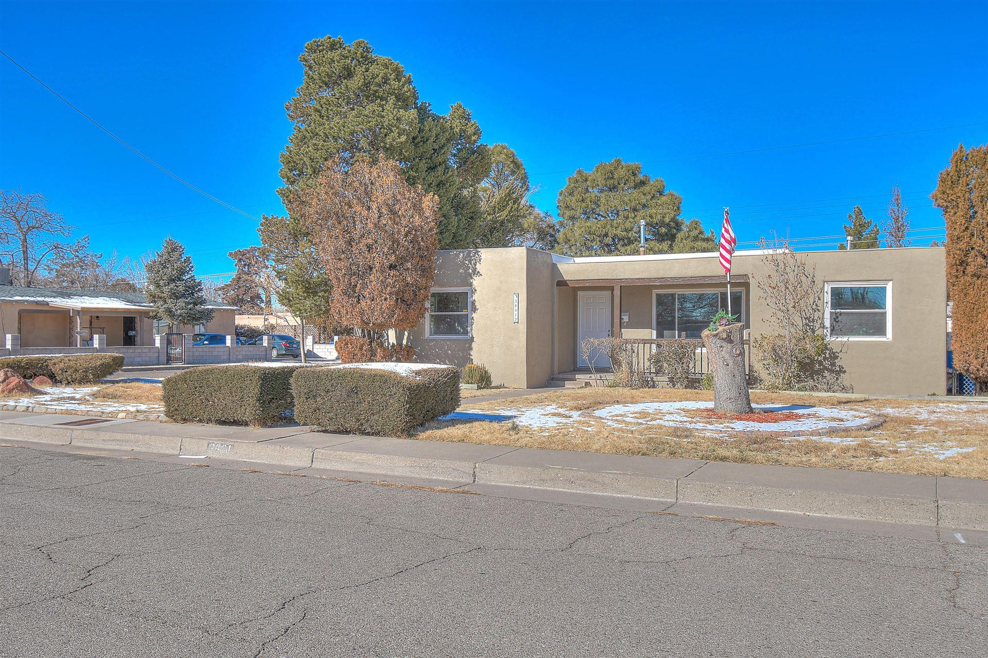 3801 SIMMS Avenue SE, Albuquerque, NM 87108 - MLS#: 986381
