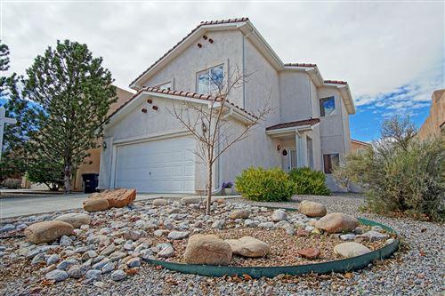 Photo of 7531 CRICKET HILL Drive NE, Albuquerque, NM 87113 (MLS # 965382)