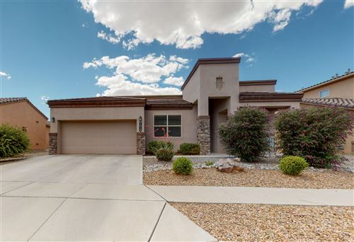 Photo of 7015 METE SOL Drive NW, Albuquerque, NM 87120 (MLS # 972382)