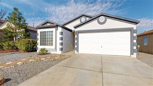 Photo of 10333 VENDAVAL Avenue NW, Albuquerque, NM 87114 (MLS # 981384)