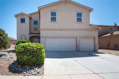 Photo of 3171 WAGON WHEEL Street SW, Los Lunas, NM 87031 (MLS # 991384)