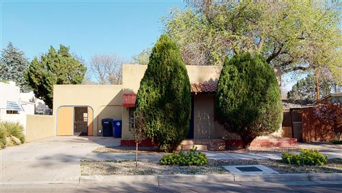 Photo of 322 14TH Street NW, Albuquerque, NM 87104 (MLS # 965385)