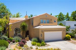 Photo of 9616 Rosas Avenue NE, Albuquerque, NM 87109 (MLS # 945388)