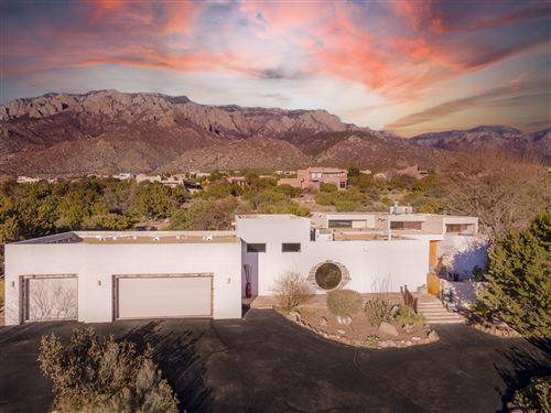 Photo of 1038 Tramway Lane NE, Albuquerque, NM 87122 (MLS # 987388)