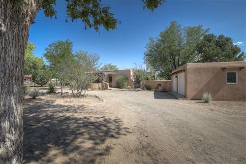 Photo of 726 W MEADOWLARK Lane, Corrales, NM 87048 (MLS # 974389)