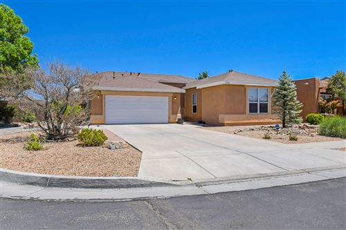 Photo of 10224 Green River Place NW, Albuquerque, NM 87114 (MLS # 991390)