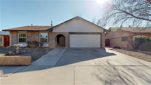Photo of 5210 COLLEGE HEIGHTS Drive NW, Albuquerque, NM 87120 (MLS # 960391)