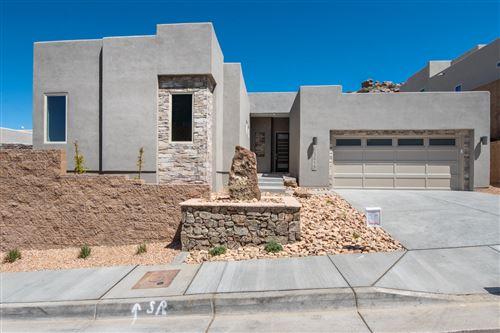 Photo of 13615 PIEDRA CANTO Way NE, Albuquerque, NM 87111 (MLS # 964391)