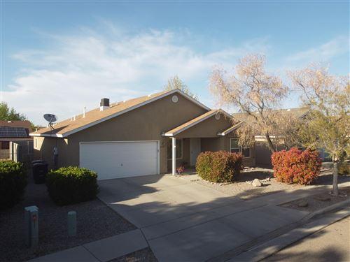 Photo of 5759 PINON FLATS Road NW, Albuquerque, NM 87114 (MLS # 991391)