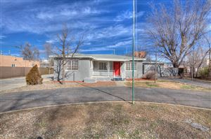 Photo of 1111 Major Avenue NW, Albuquerque, NM 87107 (MLS # 936392)