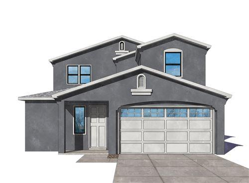Photo of 6348 Broad Wing Drive NE, Rio Rancho, NM 87144 (MLS # 983392)