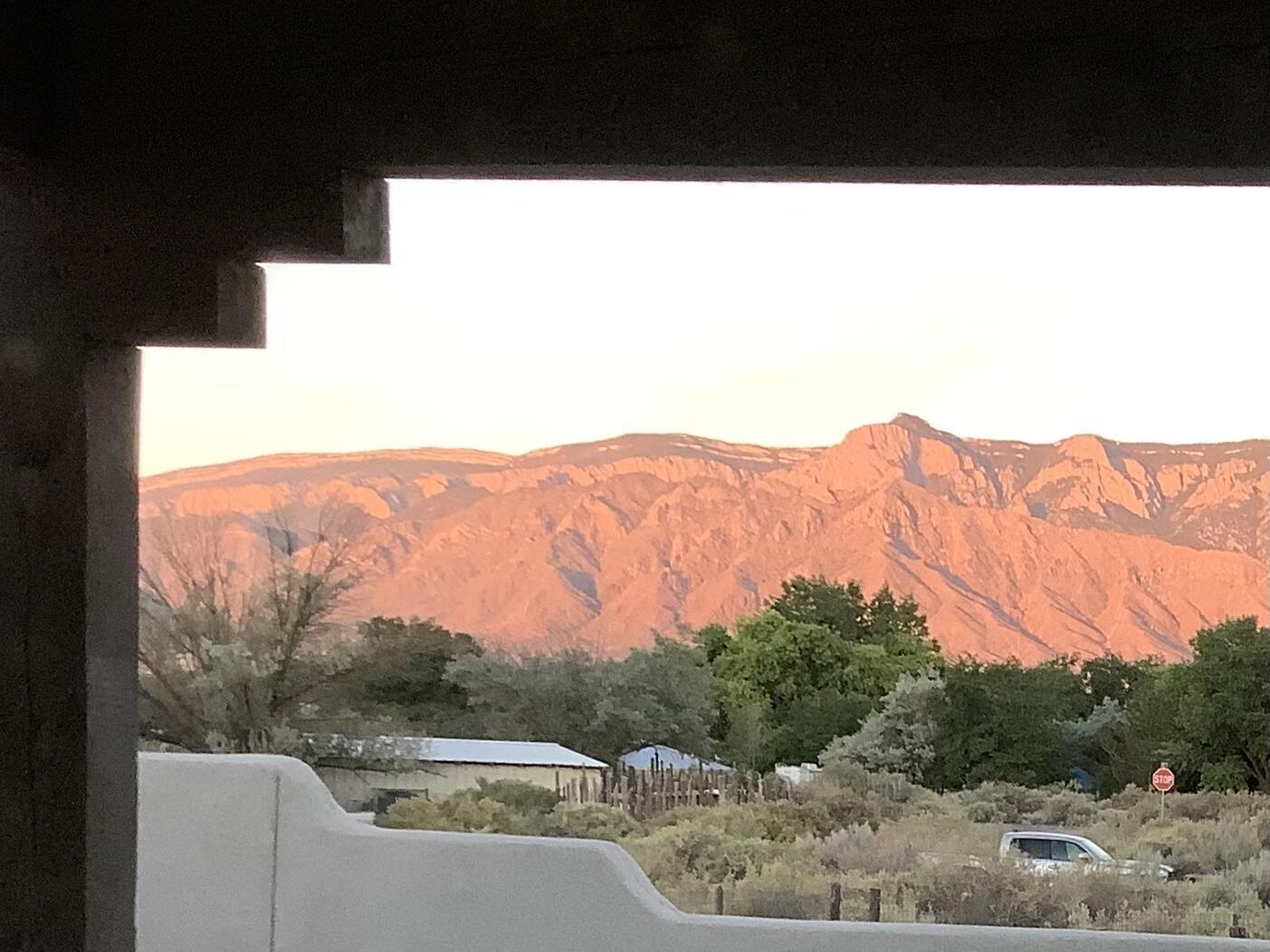 Photo of 7001 LOMA LARGA Road, Corrales, NM 87048 (MLS # 994393)