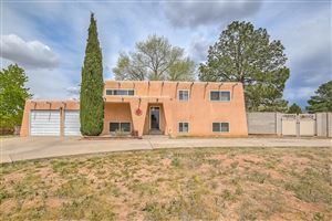 Photo of 9101 Las Camas Road NE, Albuquerque, NM 87111 (MLS # 942394)