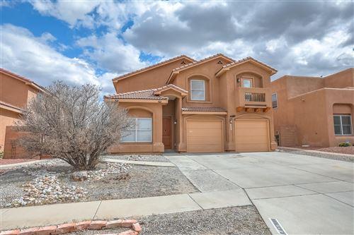 Photo of 9316 SILICA Avenue NW, Albuquerque, NM 87120 (MLS # 991395)