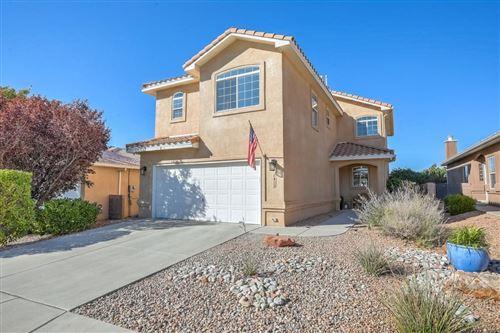 Photo of 7315 Wild Olive Avenue NE, Albuquerque, NM 87113 (MLS # 979399)