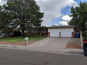 Photo of 12801 Mountain View Avenue NE, Albuquerque, NM 87123 (MLS # 949400)