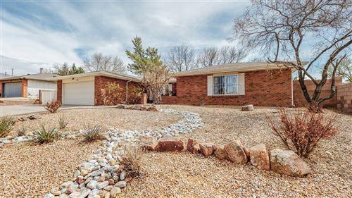 Photo of 9516 Admiral Dewey Avenue NE, Albuquerque, NM 87111 (MLS # 989401)