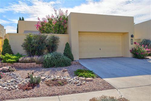 Photo of 7920 Woodleaf Drive NE, Albuquerque, NM 87109 (MLS # 977403)