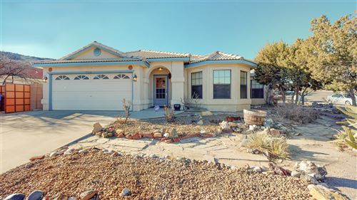 Photo of 7015 SNAPDRAGON Road NW, Albuquerque, NM 87120 (MLS # 986404)