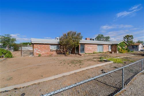 Photo of 6317 LOCUST Street NE, Albuquerque, NM 87113 (MLS # 991404)