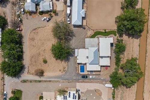 Tiny photo for 8527 Rio Grande Boulevard NW, Los Ranchos, NM 87114 (MLS # 997404)