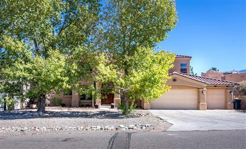 Photo of 3110 PALADIN Court NE, Rio Rancho, NM 87144 (MLS # 979405)
