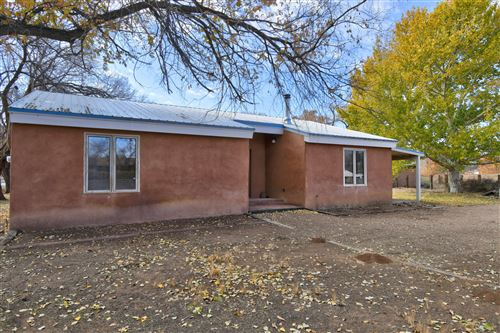 Photo of 234 Mockingbird Lane, Corrales, NM 87048 (MLS # 981405)