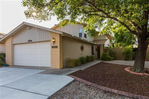 Photo of 10210 OSO GRANDE Road NE, Albuquerque, NM 87111 (MLS # 977406)
