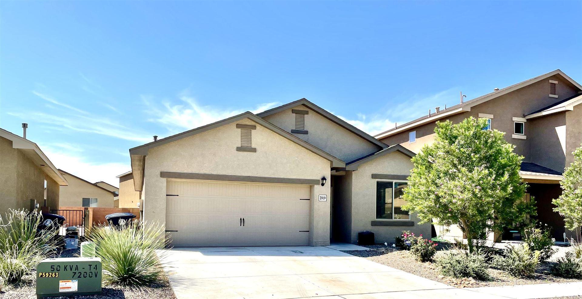 2919 TIERRA DORADO Drive SW, Albuquerque, NM 87121 - #: 1000407