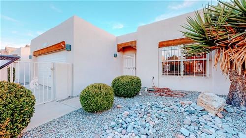 Photo of 4016 WILLOWBROOK Place NW, Albuquerque, NM 87114 (MLS # 980408)