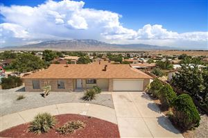 Photo of 442 Sandstone Drive NE, Rio Rancho, NM 87124 (MLS # 952411)