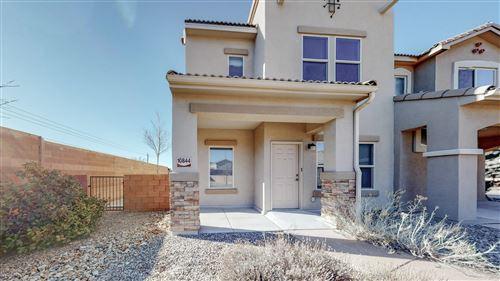 Photo of 10844 CRISSY FIELD Way NE, Albuquerque, NM 87123 (MLS # 983412)