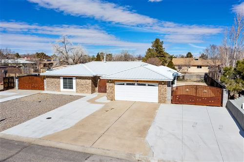 Photo of 2101 Spruce Needle Road NE, Rio Rancho, NM 87124 (MLS # 962413)