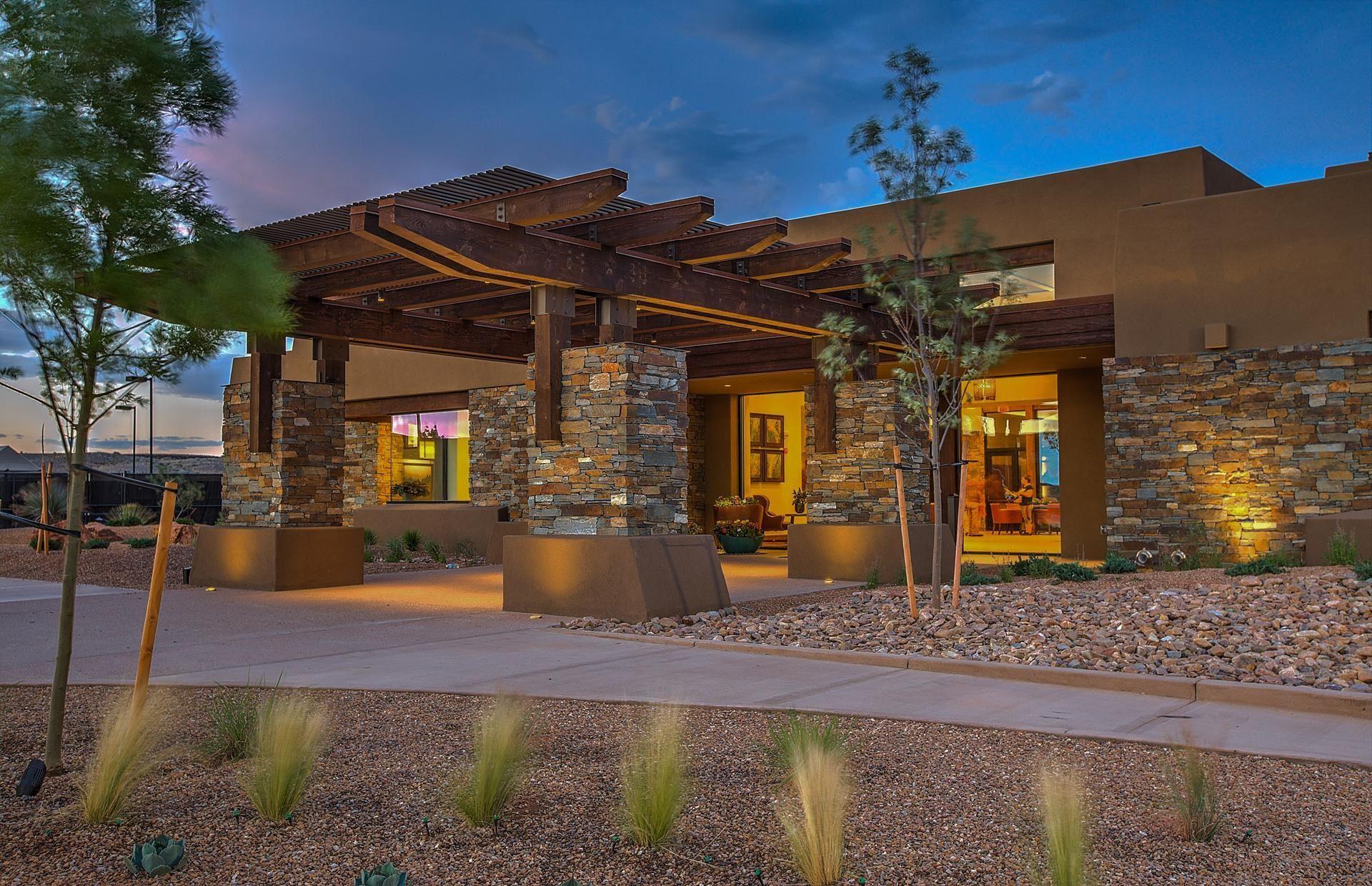 Photo of 1619 Buffalo Brook Way NW, Albuquerque, NM 87120 (MLS # 994413)