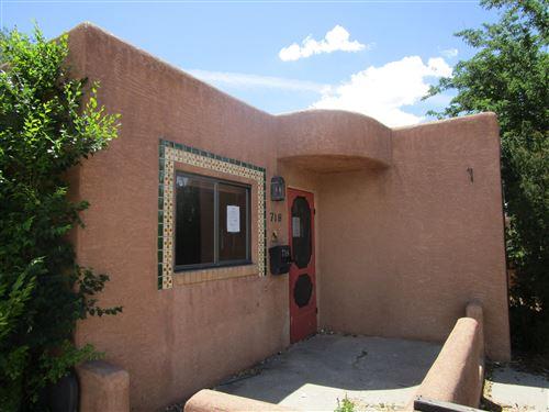 Photo of 718 DOUGLAS MACARTHUR Road NW, Albuquerque, NM 87107 (MLS # 969414)