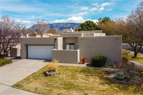 Photo of 6400 TURNBERRY Lane NE, Albuquerque, NM 87111 (MLS # 964415)