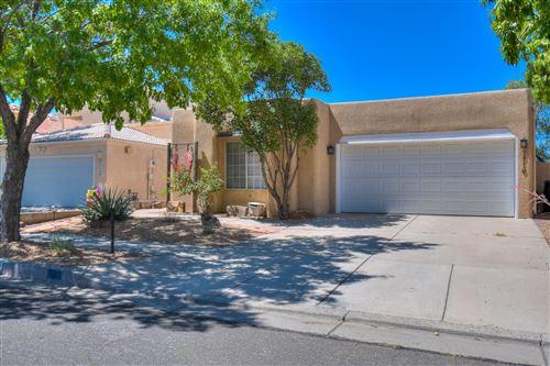 Photo of 7719 Storrie Place NE, Albuquerque, NM 87109 (MLS # 976416)