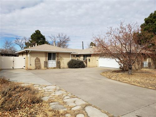 Photo of 7105 GLADDEN Avenue NE, Albuquerque, NM 87110 (MLS # 983416)