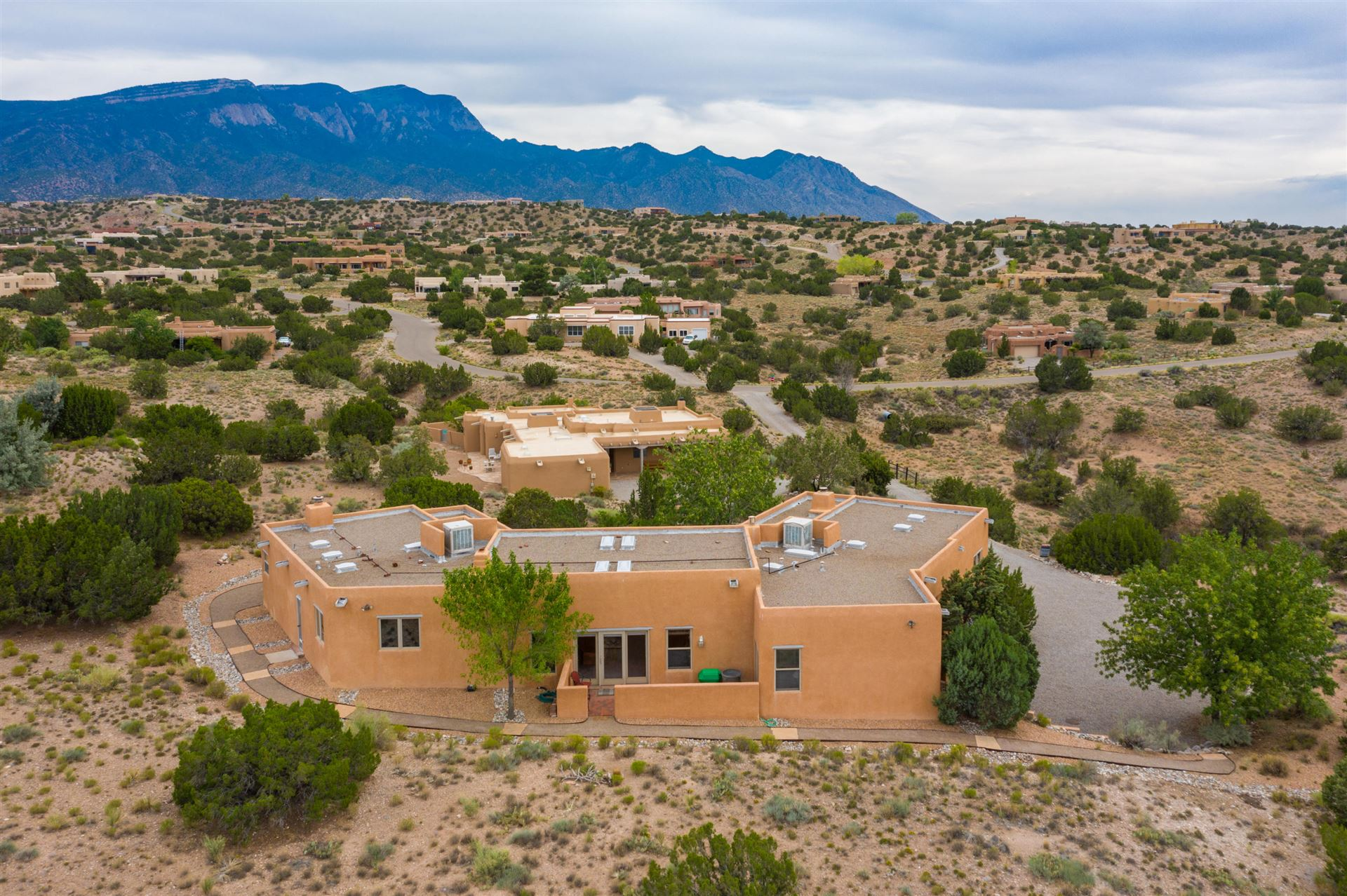Photo of 6 CAMINO NORTE VISTA, Placitas, NM 87043 (MLS # 971416)