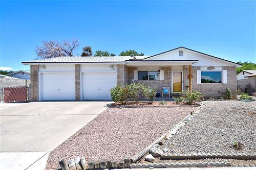 Photo of 4228 PENELOPE Place NE, Albuquerque, NM 87109 (MLS # 974419)