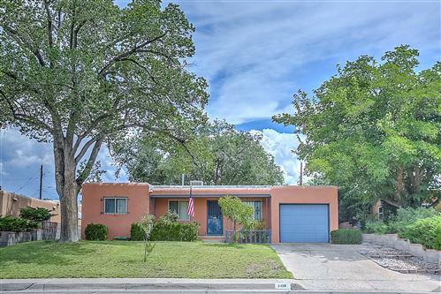 Photo of 1428 JEFFERSON Street NE, Albuquerque, NM 87110 (MLS # 981420)