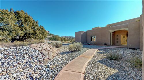 Photo of 15 Mimbres Road, Placitas, NM 87043 (MLS # 959422)