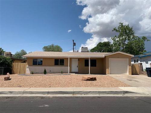 Photo of 10429 BELLAMAH Avenue NE, Albuquerque, NM 87112 (MLS # 970423)
